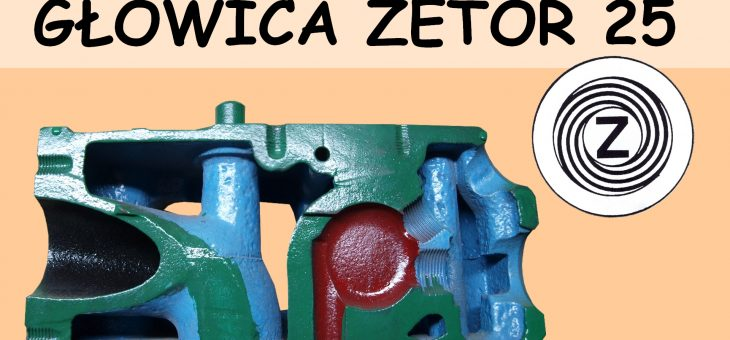 Głowica Zetor 25