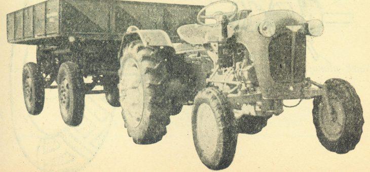 Egzamin na traktor – odc. 9