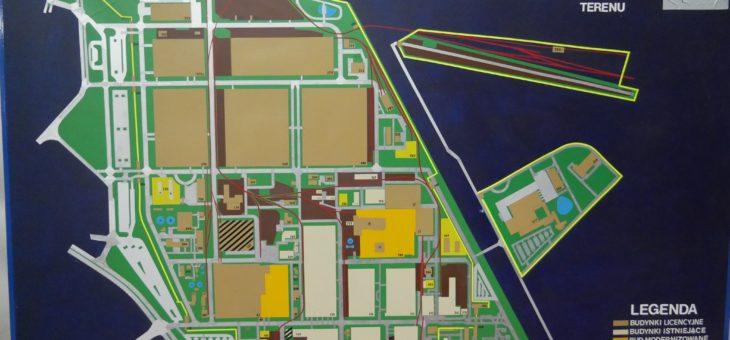 Mapa zagospodarowania ZM Ursus