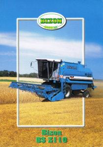 Book Cover: Bizon BS Z110
