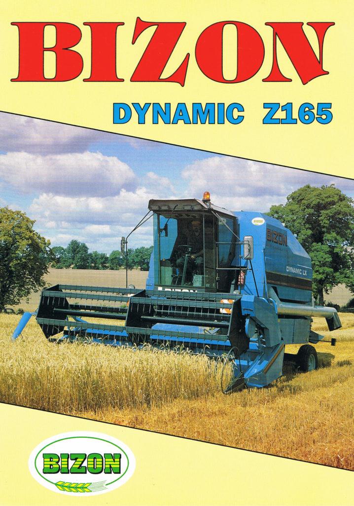 Book Cover: Bizon Dynamic Z165