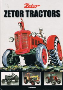 Book Cover: Zetor tractors A.Nutbey
