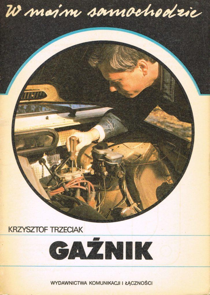 Book Cover: Gaźnik K. Trzeciak