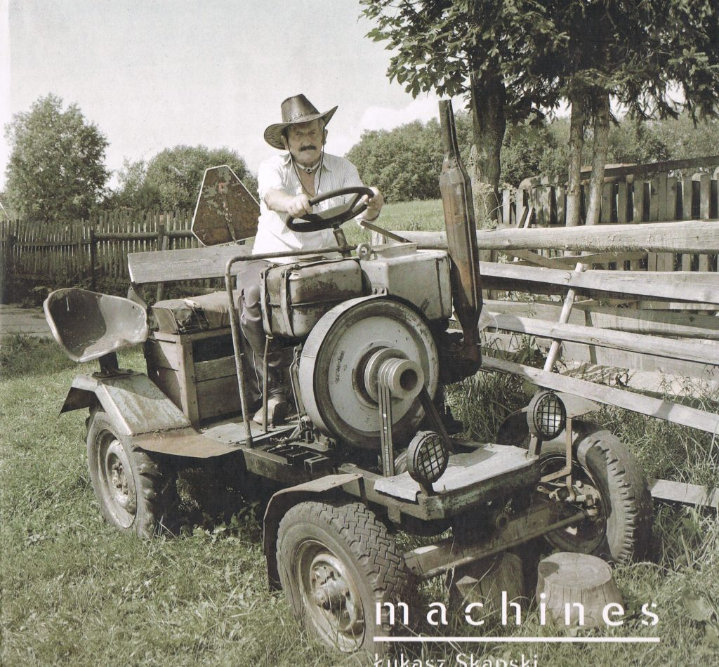 Book Cover: Machines Ł. Skąpski