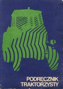 Book Cover: Poradnik traktorzysty