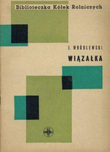 Book Cover: Wiązałka J. Wróblewski